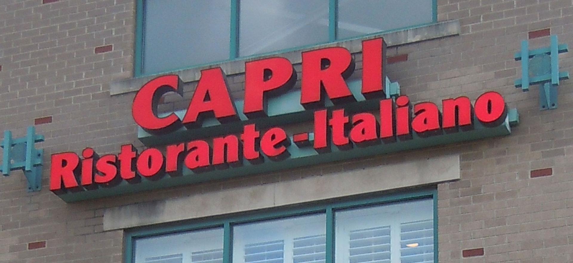 Capri Ristorante Italiano slider2 3